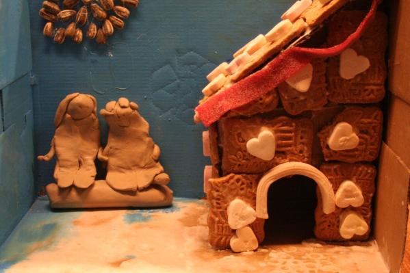 Hans en Grietje en de ode van de sneeuwpop